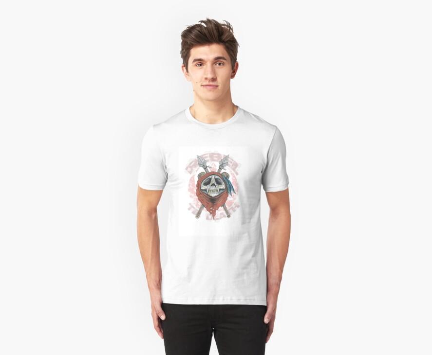 Ewok Shirt by ImperfectArt