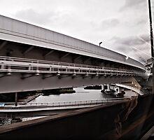 Tokyo Highways by Raftman