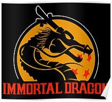 Inmortal Dragon - Shenron parody Poster