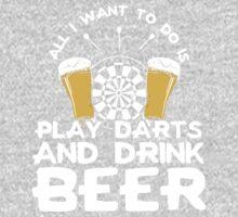 Drink Beer, Play Darts by veerkun