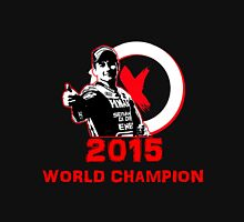 Jorge Lorenzo: 2015 World Champion in MotoGP (B) Unisex T-Shirt
