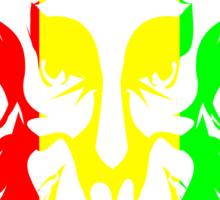 Sovereign-KINGS RUN-rasta Sticker
