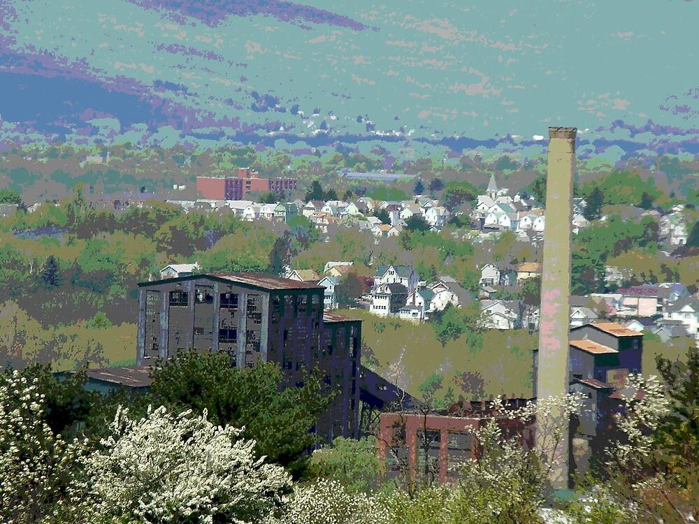 """Coal Mining Territory""  The Huber by Gail Jones"