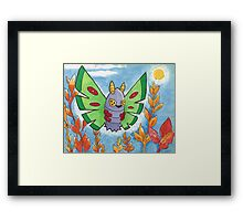 Dustox Framed Print