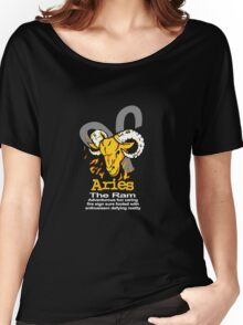 Aries The Ram Women's Relaxed Fit T-Shirt