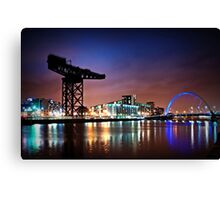 The Clyde Arc Canvas Print