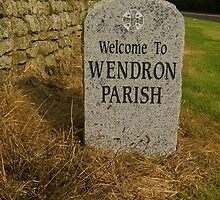 Welcoming you to Wendron by Chris  Hayworth