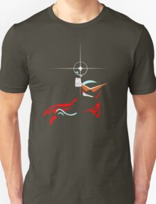 Kamina Squirtle - Shining Drill version T-Shirt
