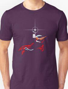 Kamina Squirtle - Shining Drill version Unisex T-Shirt