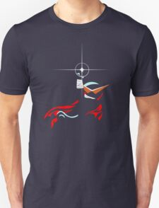 Kamina Squirtle - Shining Drill version T-Shirt