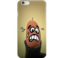 Oh No! I'm Going Bald!!! iPhone Case/Skin