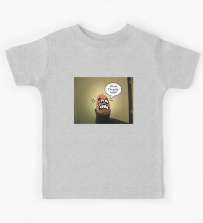 Oh No! I'm Going Bald!!! Kids Clothes