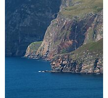 The Foot of Slieve League Photographic Print