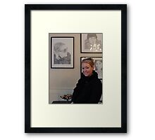 Micheline & Micheline Framed Print