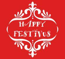 Happy Festivus! One Piece - Short Sleeve