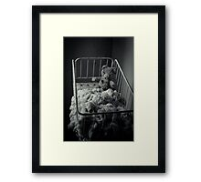 Embrace? Framed Print