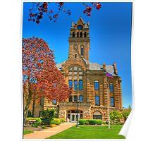 Ottawa County Courthouse Poster