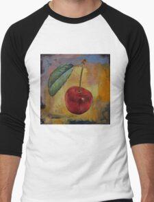 Vintage Cherry Men's Baseball ¾ T-Shirt