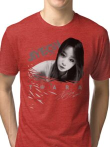 T-ara Jiyeon Tri-blend T-Shirt