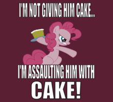 Assaulting With Cake! by Pegasi Designs
