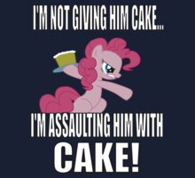 Assaulting With Cake! Kids Clothes