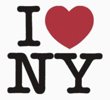 I love NY by Antigoni