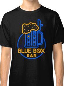 BLUE BOX BAR Classic T-Shirt