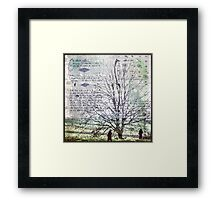 W. Ross Ashby Framed Print