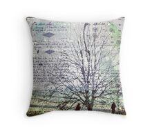 W. Ross Ashby Throw Pillow