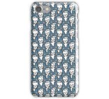 Totoros Chu & Chibi Pattern iPhone Case/Skin