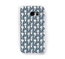 Totoros Chu & Chibi Pattern Samsung Galaxy Case/Skin