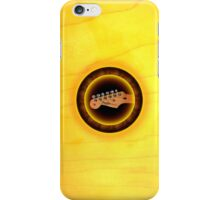 Fender strat usa Guitar by rafi talby iPhone Case/Skin
