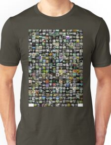 Complete 365 Project of 2012 Unisex T-Shirt