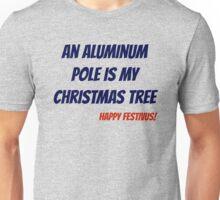 Aluminum Pole Unisex T-Shirt