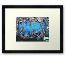Open Aquarium Framed Print