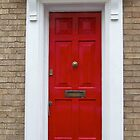 Red Door by Melodee Scofield