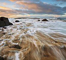 Taroona Beach, Tasmania #6 by Chris Cobern