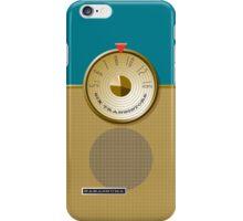 Nakashuma Mark 3 Transistor Radio iPhone Case/Skin