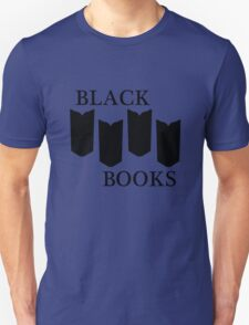 Black Books tshirt Unisex T-Shirt