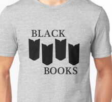 Black Books tshirt Unisex T-Shirt
