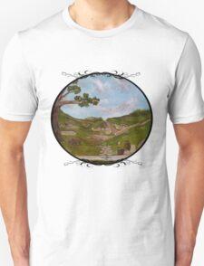 Here be Hobbits... Unisex T-Shirt