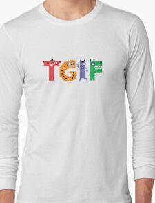TGIF Monsters Long Sleeve T-Shirt
