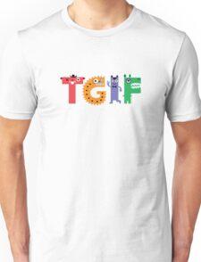 TGIF Monsters Unisex T-Shirt