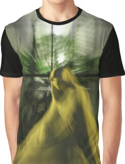 glowing statue Graphic T-Shirt