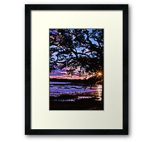 Southern Exposure Framed Print