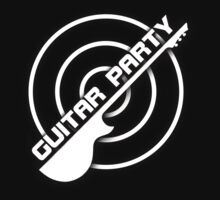 Guitar party Kids Tee