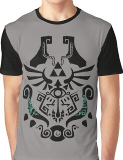 Legend of Zelda (mashup) Graphic T-Shirt