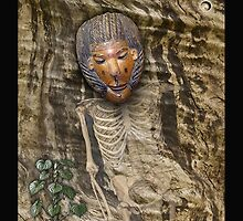 igbo shaman by arteology