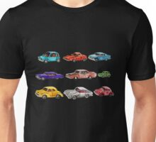 Car collection  Unisex T-Shirt