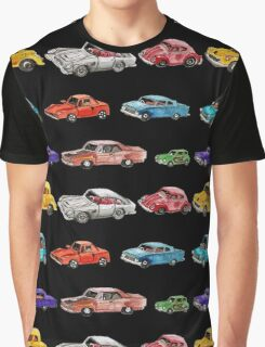 Car collection  Graphic T-Shirt